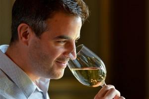 Asda's wine taster Ed Betts
