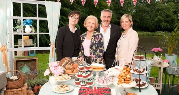 Great British Bake Off hits bread sales Picture: BBC/Love Production