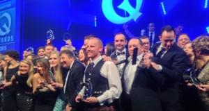 Q Awards winners