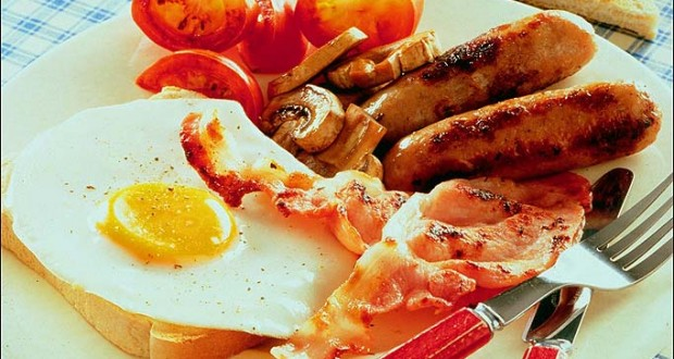 Sausage and bacon suppliers are standing firm to defend the Great British breakfast after WHO cancer health concerns