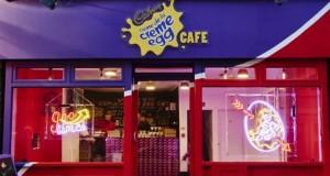 cadbury creme egg cafe
