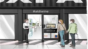 aldi pop up