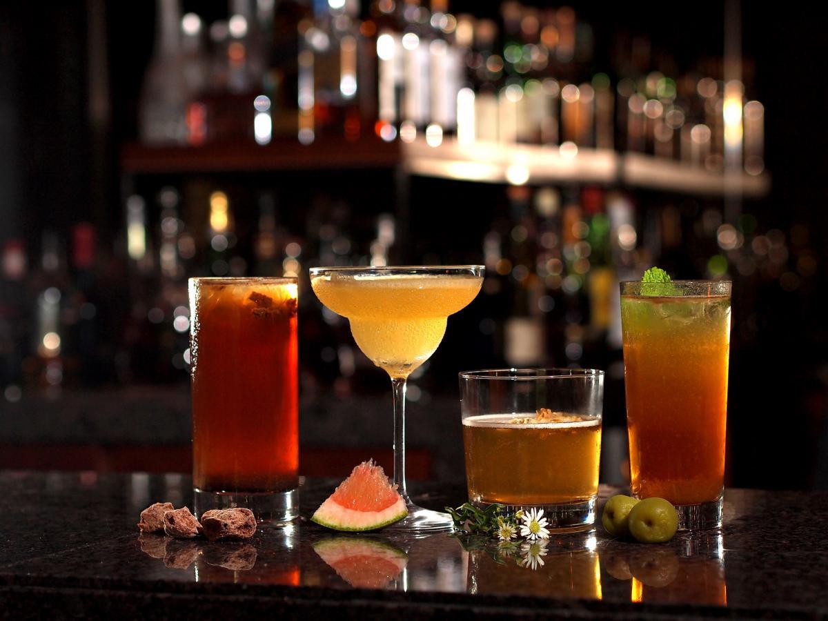 Drink Menu Old Fashioned