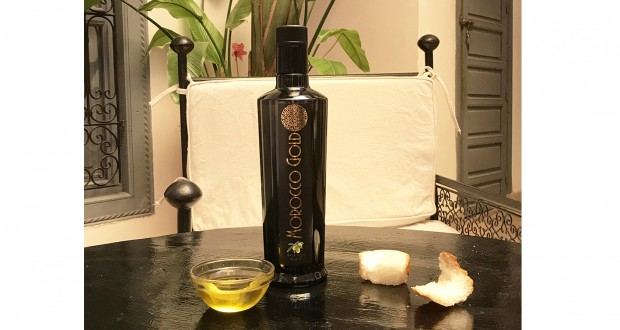 My business: Morocco Gold Extra Virgin Olive Oil